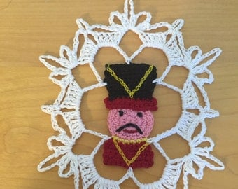 Toy Soldier Snowflake