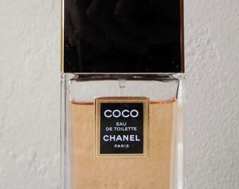 vintage Chanel Coco eau toilette 1.7 fl. oz. / 50 ml spray