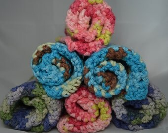 Cotton Dishcloths (2)