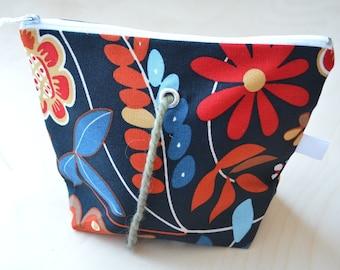 Single Yarn Bag – Knitting Project bag - Small - Crochet Project Bag
