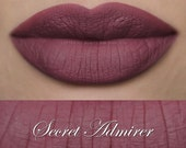 Secret Admirer Liquid Lipstick Matte Attack Liquid Lipstick
