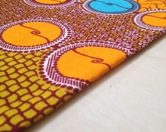 Beautiful African Print Headwraps | Ankara Headwraps | Ready to Ship Immediately