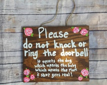 Unique Doorbell Related Items Etsy