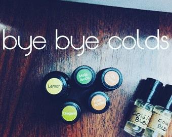 Bye bye colds blend