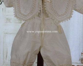 Alejandro-305910 Elegant Baptism Boy Gown