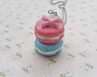 Macaroon Tower Necklace