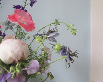 Seasonal Bouquet for 4 Weeks