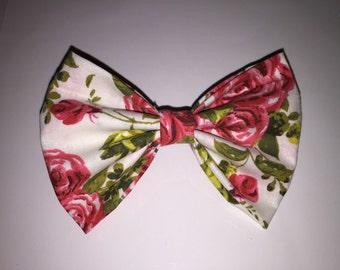 Roses Hair Bow