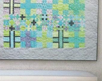 Plus Factors Quilt Pattern - Zen Chic - Brigitte Heitland - PFQP - For You - Modern