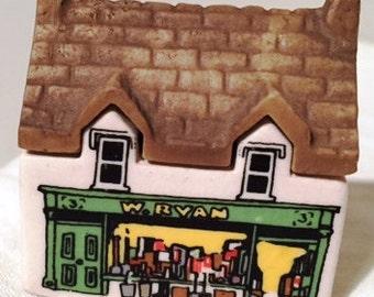 Wade Bally-Whim Village - W. RYAN'S HARDWARE STORE