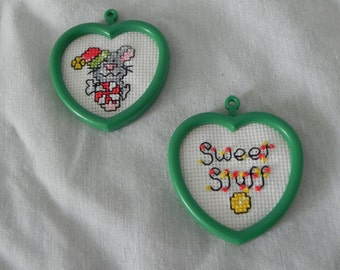 Sweet stuff cross-stitch