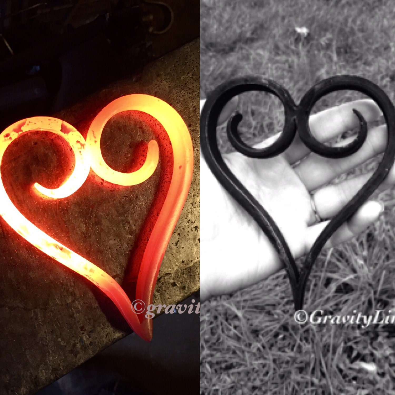 gift for wedding anniversary 6th wedding anniversary gift iron forged heart trivet 6th anniversary gift iron anniversary gift mothers day gift 6th wedding anniversary 6th anniversary kitchen