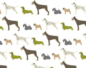 "Westphalia materials ""Dublin"" dogs"