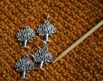 Snag Free Tree Stitch Markers