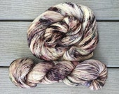 I Need Coffee in an IV on Twinkle, 438 yards of fingering weight merino/nylon/stelina