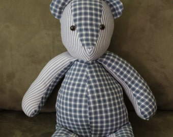 Remembrance Teddy Bear