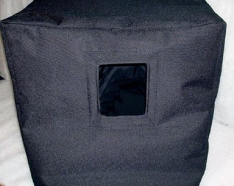 Padded slip over cover to fit ALTO  TRUESONIC TS 12sub , Alto Ts15 sub. Alto Ts18 sub. One only