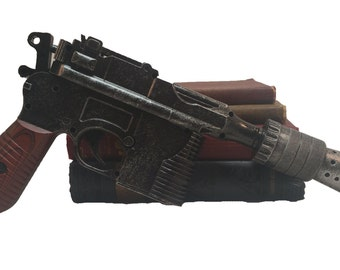 Airsoft - Han Solo's DL-44 heavy blaster pistol prop - in stock and ready to ship!