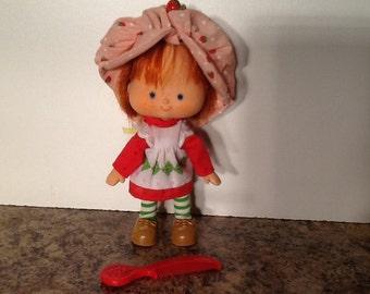 Original Vintage STRAWBERRY SHORTCAKE Doll