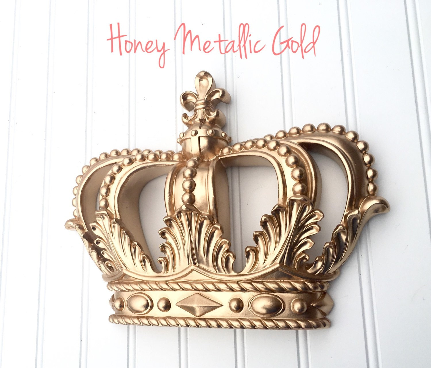 gold princess crown queen crown decor nursery decor