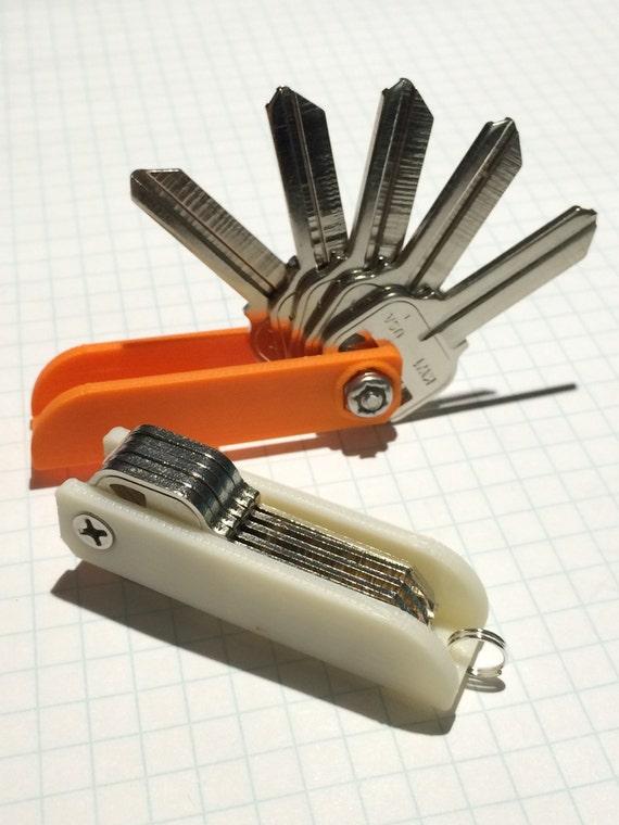 Swiss Army Knife Style Key Organizer