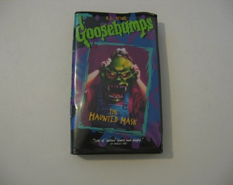 Goosebumps - The Haunted Mask - Circa 1996