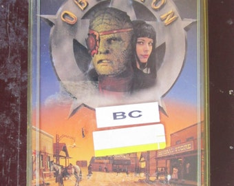 Oblivion 90's vhs sci-fi/action movie for sale