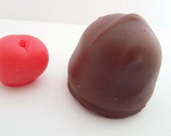 Chocolate Covered Cherry Wax Tarts - 3 Pk, Cherry Tarts, Cherry melts, Chocolate covered cherry wax melts