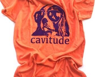 Cavitude - Orange  *****Runs SMALL - PLEASE read description ******