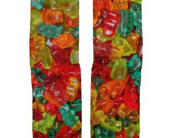 Gummy Bears Socks