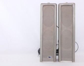 Bouyer industrial loudspeakers made in Paris, France - vintage loudspeakers - retro loudspeakers - church loudspeakers - BOUYER loudspeakers