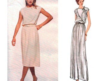 Vogue Sewing Pattern 2129 Misses Dress by Belinda Bellville  Size: 16  Uncut