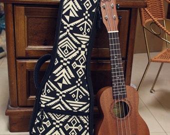Art Dec Ukulele Cases for Concert Ukulele 10 mm Thick Padded Concert Ukulele Gig Bags Ukulele Carry Bags for 23 inch 24 inch Ukulele