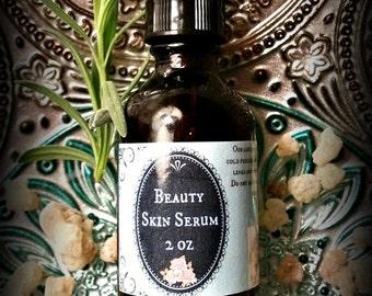 Women's Beauty Elixir ~ Anti Aging, for maturing skin, wrinkle serum