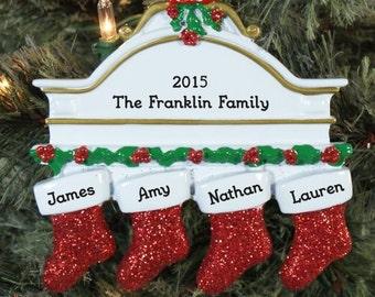 Personalized Christmas Tree Ornament, Christmas Tree Ornament