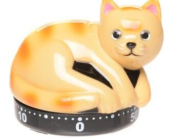 Tabby Cat Timer