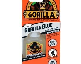 Gorilla White Gorilla Glue, 2 oz., White