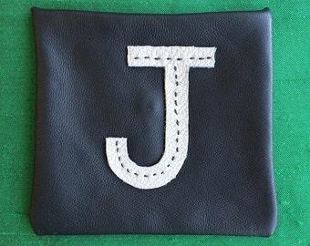 J Initial Wallet