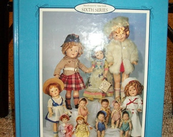 Doll Reference Book Modern Collector's Doll Identification & Value Guide Sixth Series by Patricia R. Smith