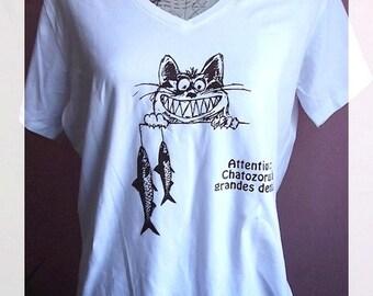 "T-Shirt ''Chatozorus"""