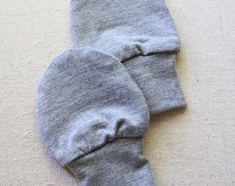 Bamboo Baby Hand Mittens - Gender Neutral