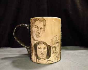 Star Wars New Hope Mug