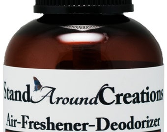 Premium Concentrated Air Freshener /Room Deodorizer - 2oz - Scent: Cinnamon Stick - Free Shipping