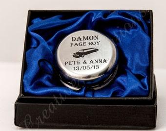 Engraved Yo Yo Personalised Page Boy Flower Girl Wedding Gift Present Paige yoyo
