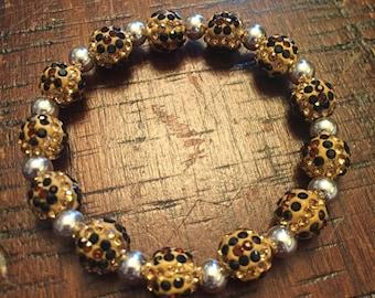 Leopard Shelby Bracelet
