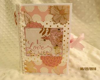 Blush Glam Mini Album