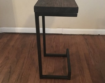 "30""x12""x12"" Bar stool, two leg bar stool."