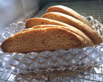 Traditional Anise Biscotti