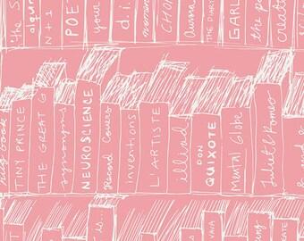 Pastel Thrift - Bibliomania Antidote - AGF Studio - Art Gallery Fabrics (PST-75506)