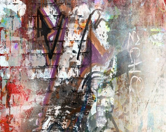 Rustic Graffiti Wall Photo Background ,Newborn Shabby Graffiti Brick Wall Photo Drops, Vinyl photography Backdrop XT-4467